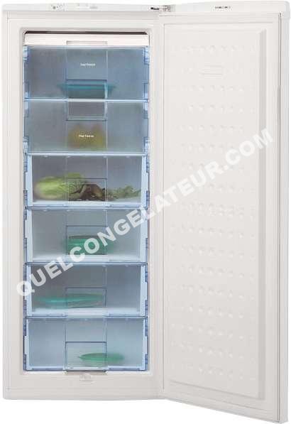 cong lateur beko fsa21340 au meilleur prix. Black Bedroom Furniture Sets. Home Design Ideas