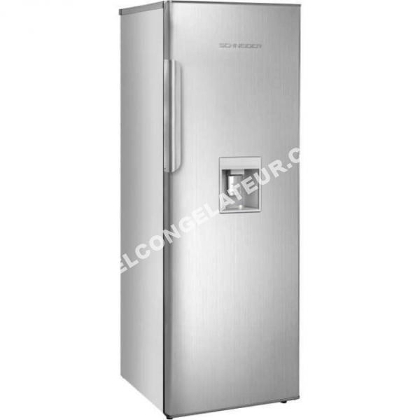 cong lateur schneider sl331ix r frig rateur 1 porte 323 l froid brass. Black Bedroom Furniture Sets. Home Design Ideas