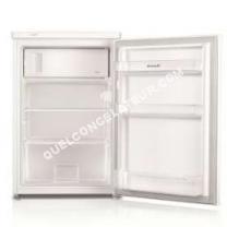 nouveautes  BST510SW - Réfrigérateur sous plan - 119 L (105L + 14L) - Froid statique - A++ - L 54,5 x H 84,5 cm - Blanc