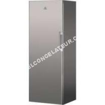 nouveautes  UI6F1TS - Congélateur armoire - 222 L - Froid ventilé - A+ - L 59,5 x H 167 cm - Silver